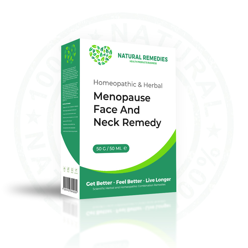 menopause face and neck cream