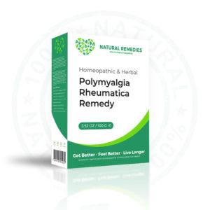 polymyalgia rheumatica homeopathic treatment