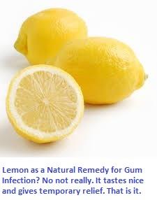 Natural Gum Disease Remedy