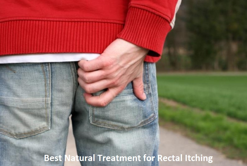 Itching Anus Rectal Itch Treatment