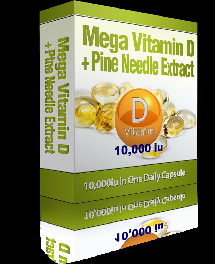 Mega Vitamin D _ Pine Needle Extract