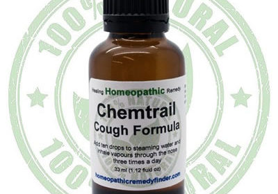 cure for chemtrail cough